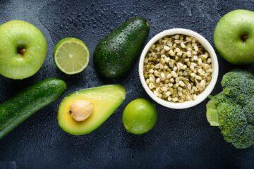 Top 8 high-fiber foods for weight loss.